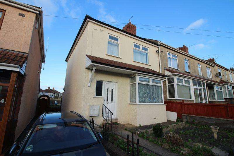 3 Bedrooms End Of Terrace House for sale in Speedwell Road, Kingswood, Bristol