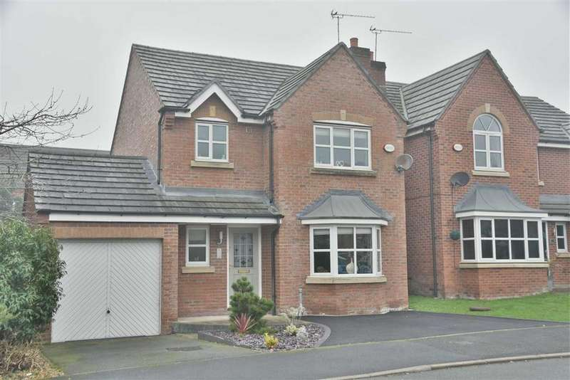3 Bedrooms Detached House for sale in Gadbury Fold, Atherton