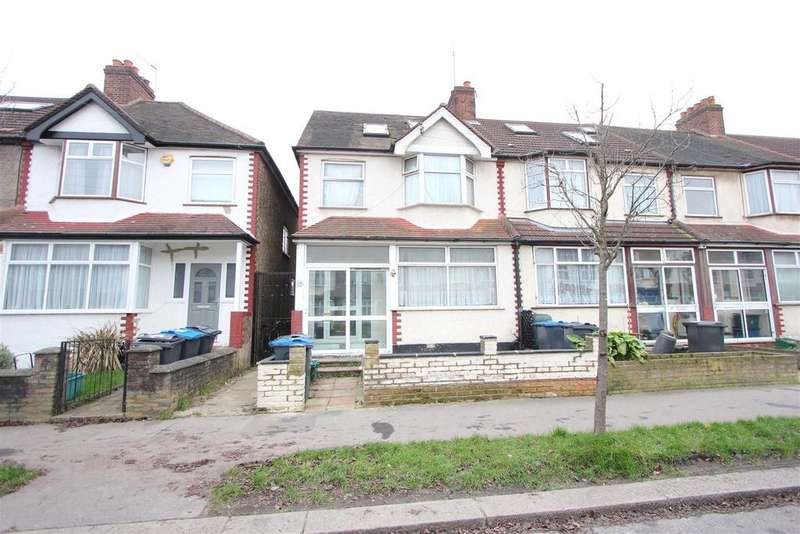 5 Bedrooms End Of Terrace House for sale in Chartham Road, South Norwood, London