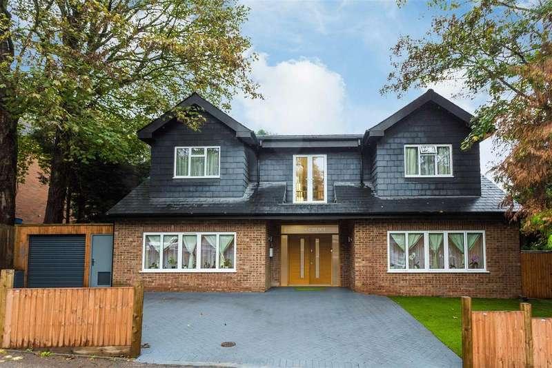 4 Bedrooms Detached House for sale in Craigmount, Radlett