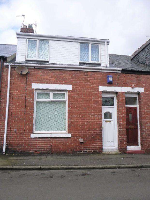 3 Bedrooms Terraced House for sale in NORA STREET, HIGH BARNES, SUNDERLAND SOUTH