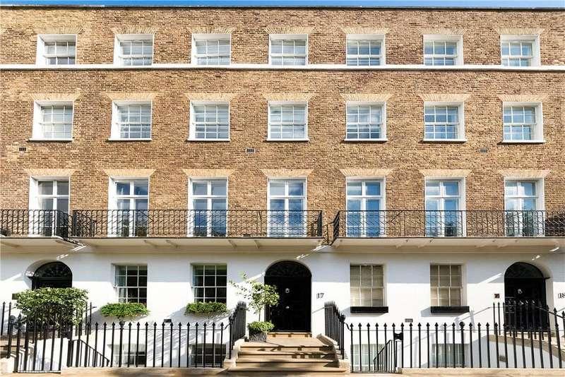 5 Bedrooms Terraced House for sale in Earls Terrace, London, W8