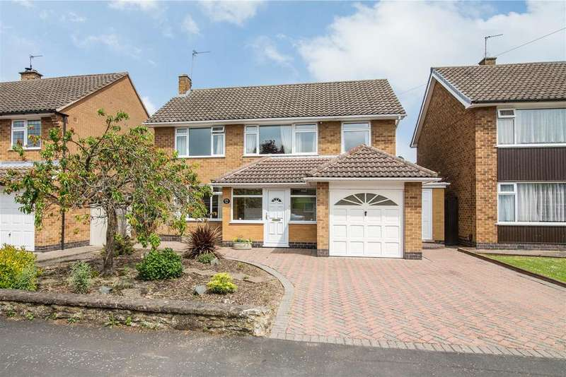 4 Bedrooms Detached House for sale in Musters Road, Ruddington, Nottingham