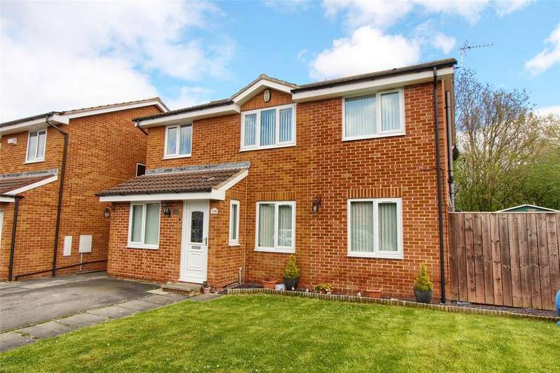 5 Bedrooms Detached House for sale in Coulby Manor Farm, Coulby Newham