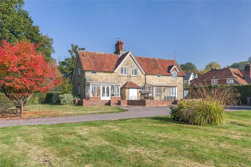 5 Bedrooms Detached House for sale in Durrants Cottages, Fernhurst Road, Milland, Liphook, GU30