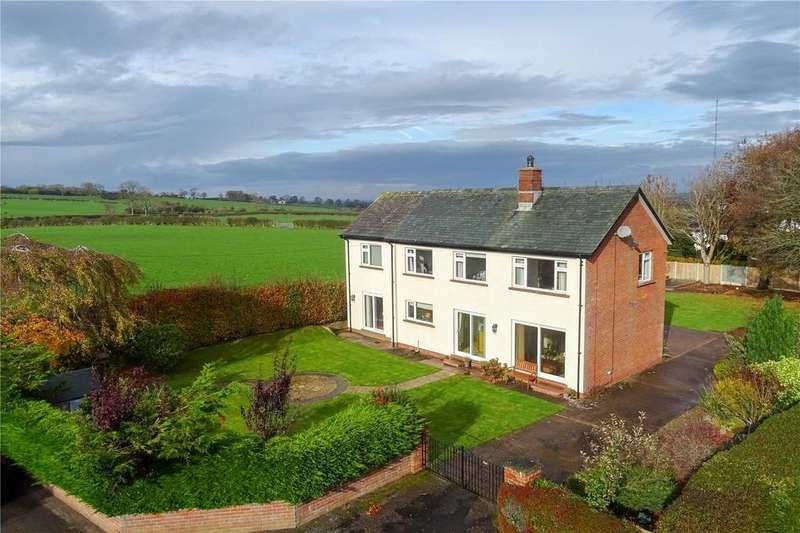 4 Bedrooms Detached House for sale in High House, Skelton, Penrith, Cumbria