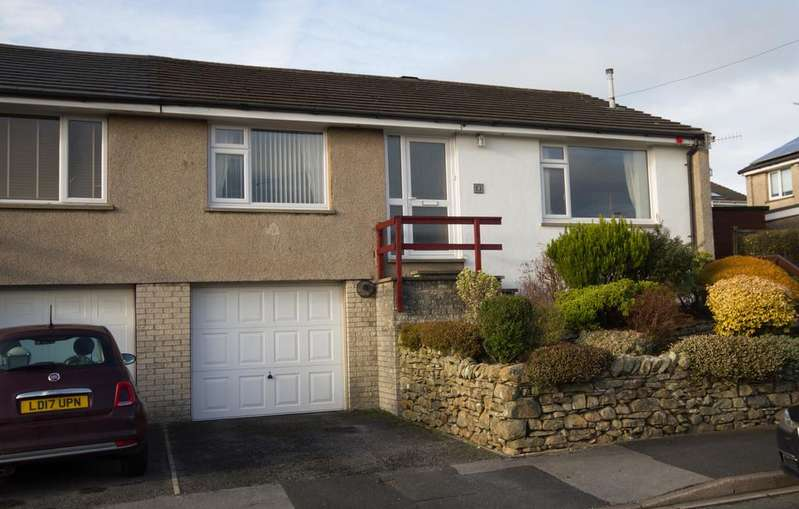 2 Bedrooms Semi Detached Bungalow for sale in Honister Drive, Kendal, Cumbria