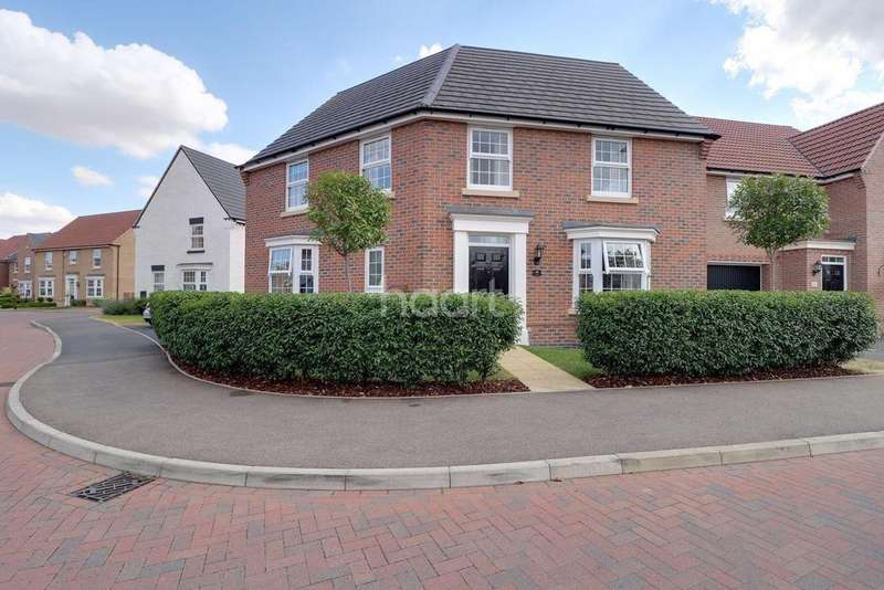 4 Bedrooms Detached House for sale in Otho Way,North Hykeham