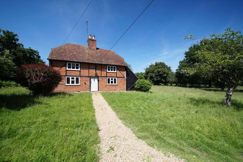 3 Bedrooms Detached House for sale in Wedmans Lane, Rotherwick