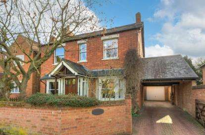 4 Bedrooms Detached House for sale in Crofts End, Sherington, Newport Pagnell