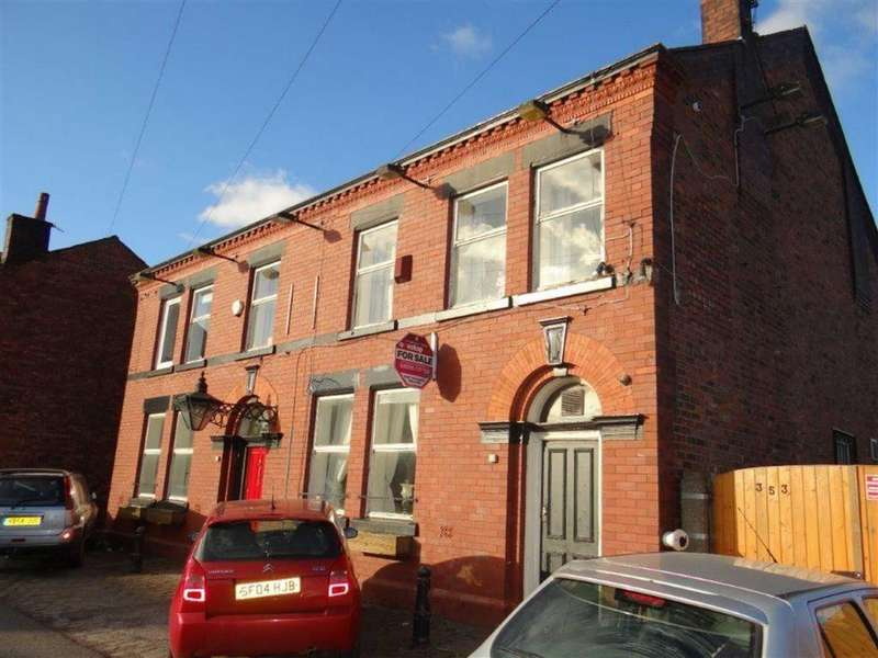 5 Bedrooms Detached House for sale in Leigh Road, Hindley Green, Lancashire
