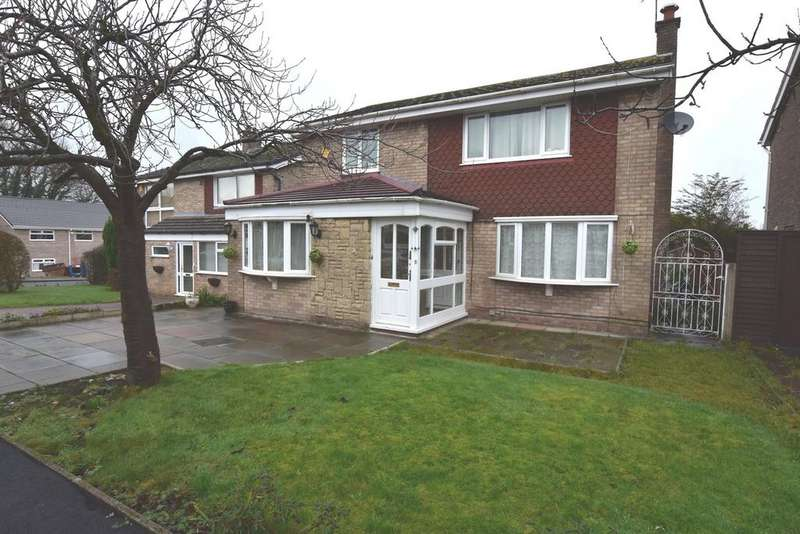 4 Bedrooms Detached House for sale in Wasdale Drive, Gatley, SK8