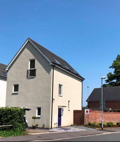 5 Bedrooms Detached House for sale in Austin Way, The Parks, Bracknell, Berkshire