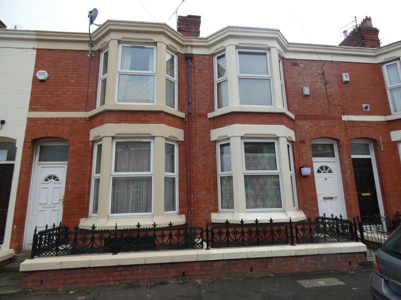 3 Bedrooms Terraced House for sale in Leopold Road, Liverpool, Merseyside, L7