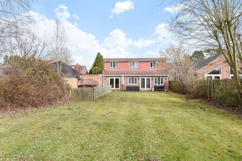 5 Bedrooms Detached House for sale in Woodside, Winkfield, Windsor, Berkshire, SL4