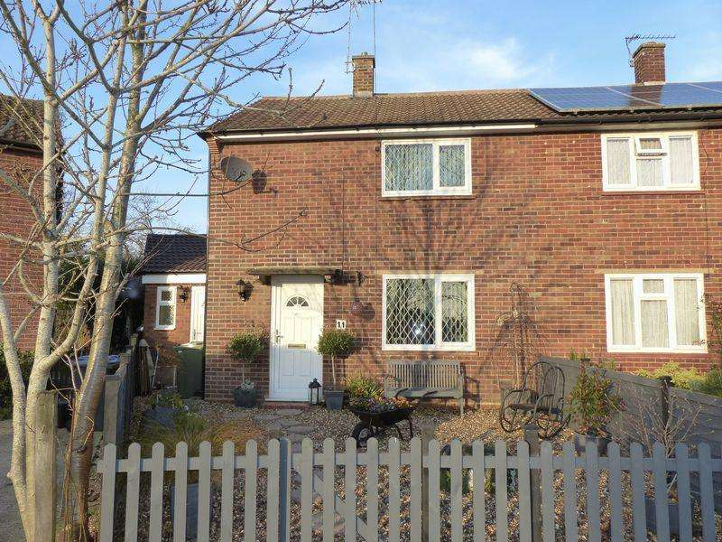2 Bedrooms Semi Detached House for sale in Cookham - Penling Close
