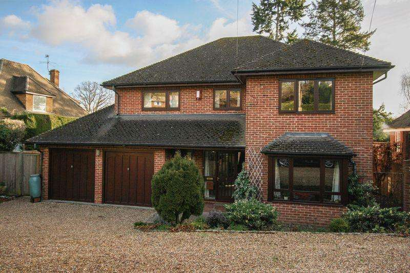 4 Bedrooms Detached House for sale in West Marlow