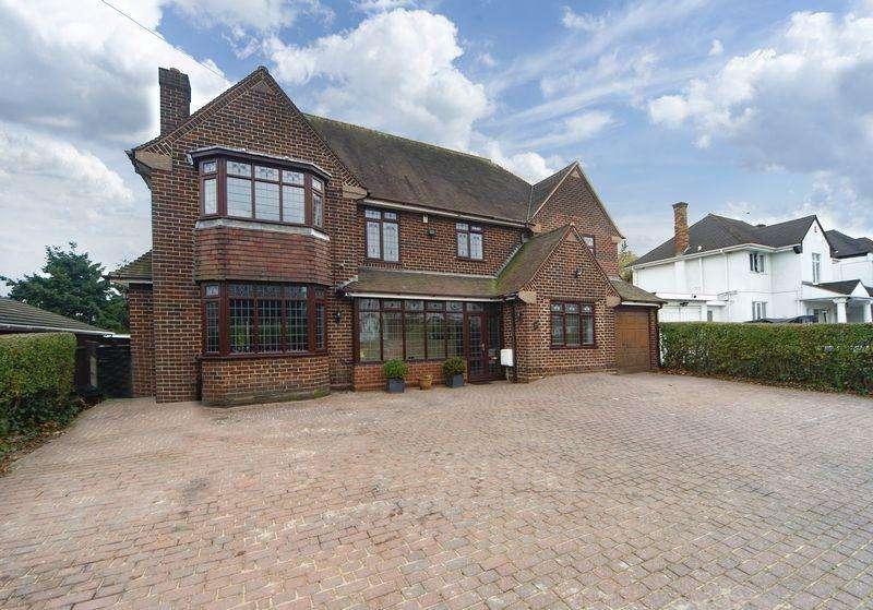 5 Bedrooms Detached House for sale in Bilston Road, Willenhall, Wolverhampton