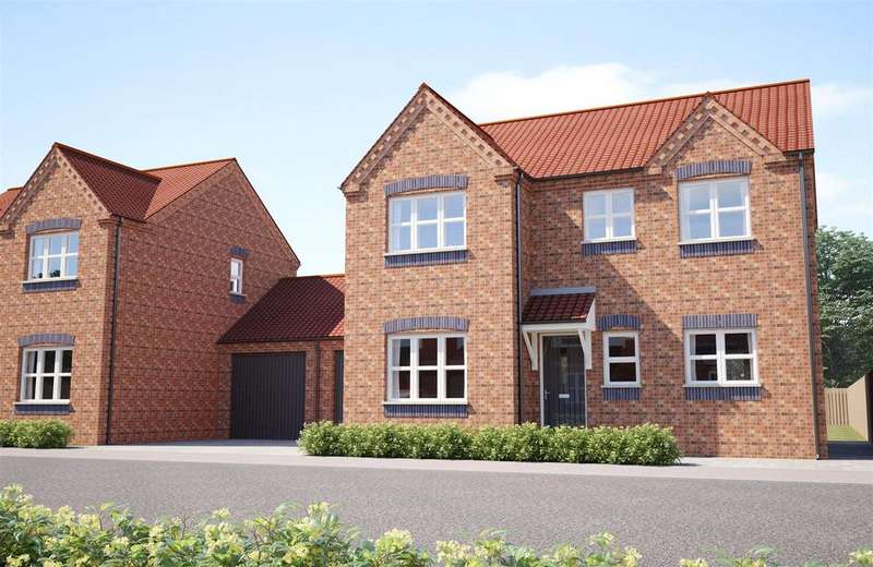 4 Bedrooms Detached House for sale in Victoria Street, Brimington, Chesterfield