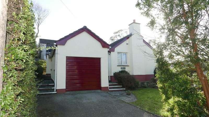 5 Bedrooms Detached Bungalow for sale in Limes Lane, Liskeard