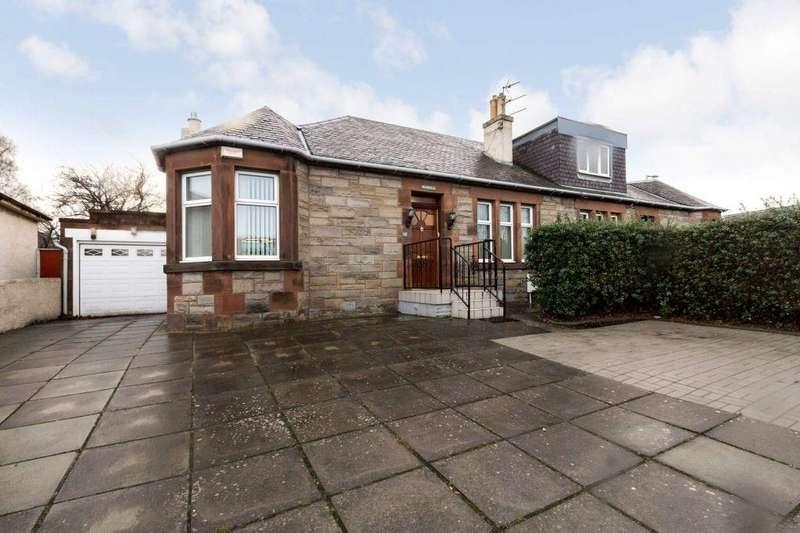 2 Bedrooms Semi Detached Bungalow for sale in 35 Milton Road West, Edinburgh, EH15 1LD