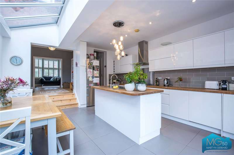 4 Bedrooms House for sale in North View Road, Crouch End, London, N8
