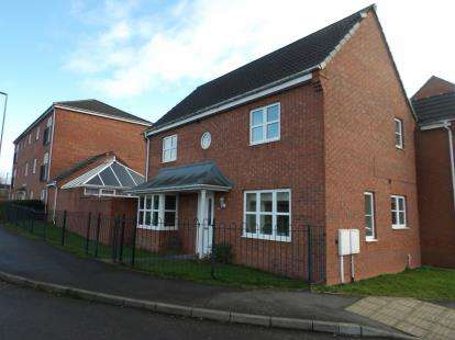 3 Bedrooms Detached House for sale in Waterworks Road, Coalville