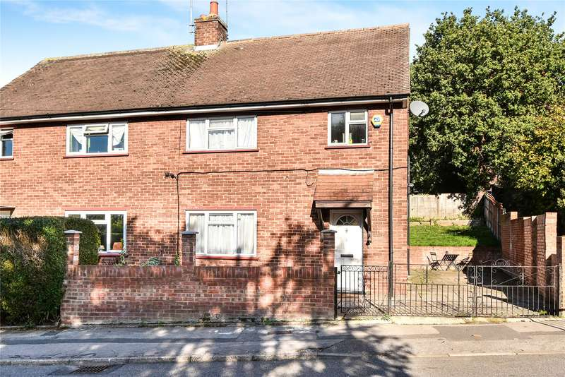 3 Bedrooms Semi Detached House for sale in Larchfield Road, Maidenhead, Berkshire, SL6