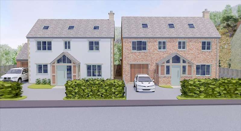 5 Bedrooms Detached House for sale in Hill View House, The Street, Coaley, GL11 5EG