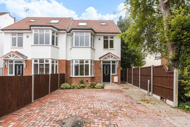 5 Bedrooms House for sale in Dollis Road, Mill Hill, NW7