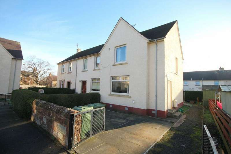 2 Bedrooms End Of Terrace House for sale in 33 Hope Park Crescent, Haddington, EH41 3AN