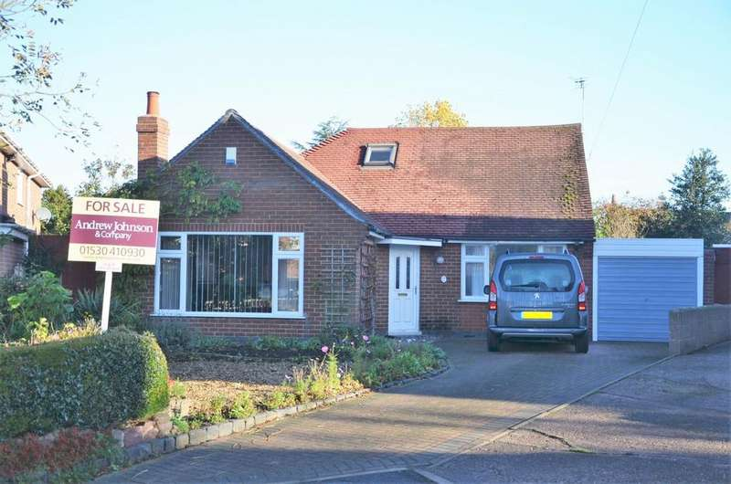 3 Bedrooms Bungalow for sale in Churchill Close, Ashby De La Zouch, LE65