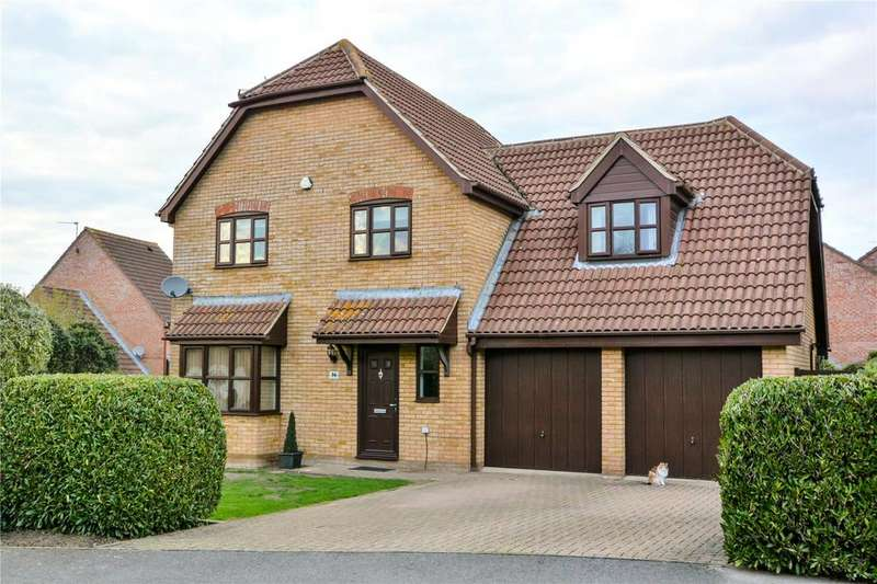 4 Bedrooms Detached House for sale in Payley Drive, Wokingham, Berkshire, RG40