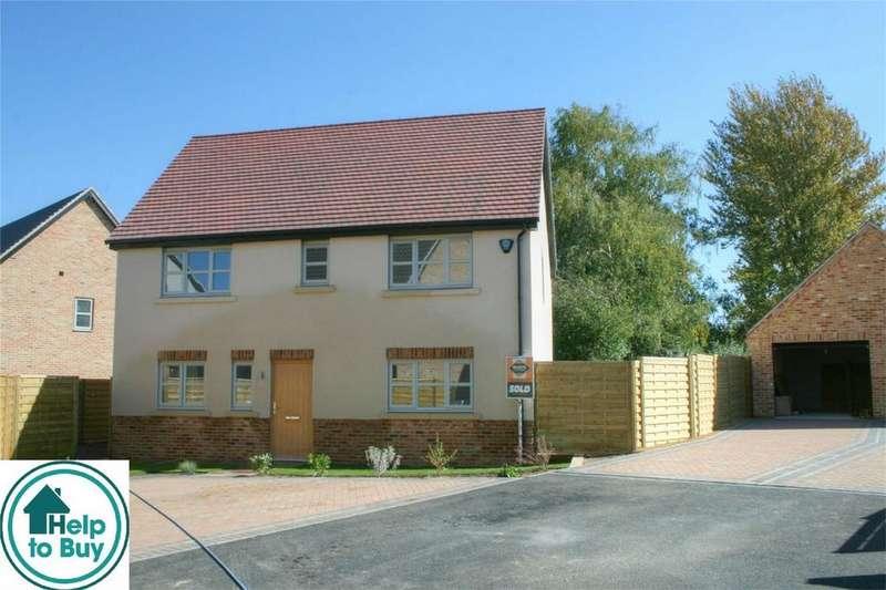4 Bedrooms Detached House for sale in *HELP TO BUY PRICE 272,000*, Plot 14 Stonebridge Green, East Wretham, IP24 1QR