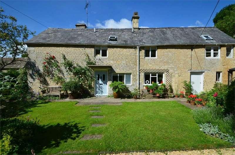 5 Bedrooms Detached House for sale in Wells Road, Bisley, Stroud, Gloucestershire