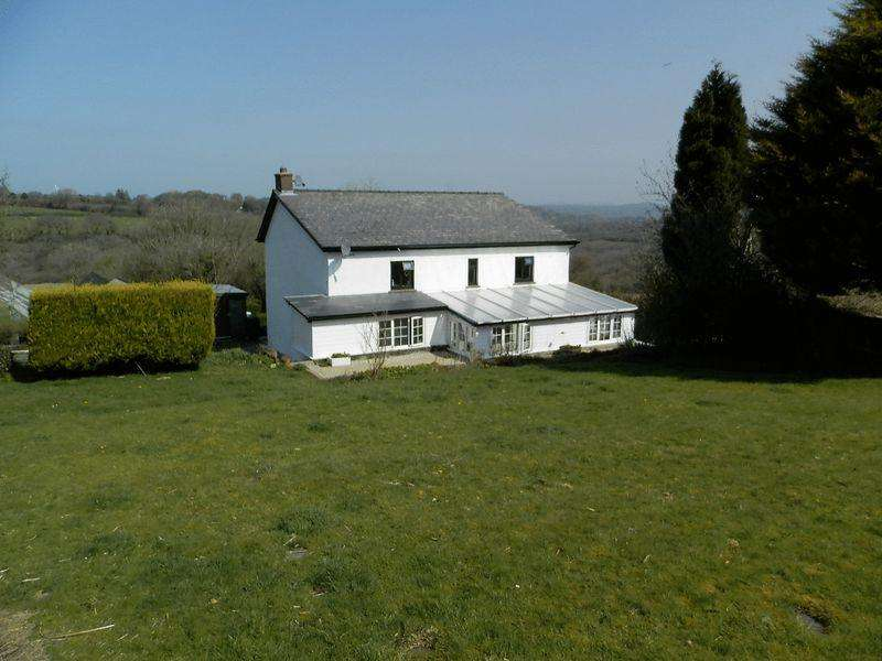 3 Bedrooms Detached House for sale in Tegryn, Llanfyrnach