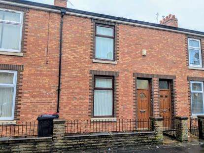 3 Bedrooms Terraced House for sale in Accrington Road, Blackburn, Lancashire, Na