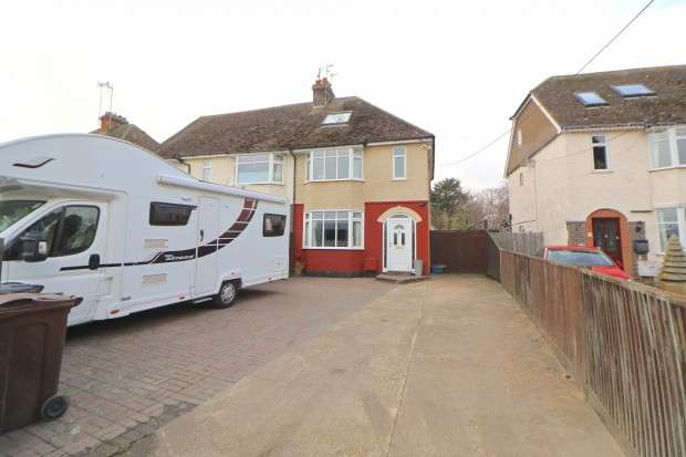 4 Bedrooms Semi Detached House for sale in Eastbourne Road, Eastbourne, BN20
