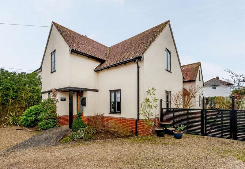 4 Bedrooms Semi Detached House for sale in Grange Hill, Coggeshall, Essex