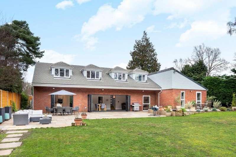 7 Bedrooms Detached House for sale in Nine Mile Ride, Wokingham, RG40