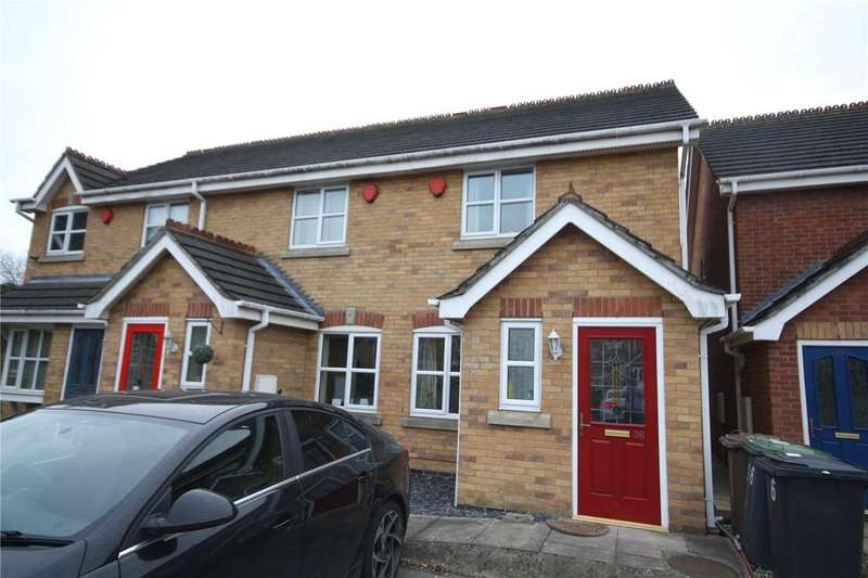 2 Bedrooms End Of Terrace House for sale in Juniper Way, Sleaford, Lincolnshire, NG34