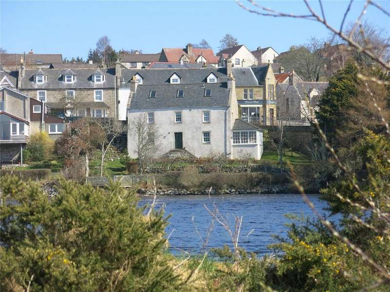 4 Bedrooms Detached House for sale in Bridgend, Lairg Road, Bonar Bridge, Ardgay, IV24