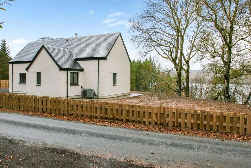 3 Bedrooms Detached Villa House for sale in New Build Loch Awe, Portsonachan, PA33 1BJ