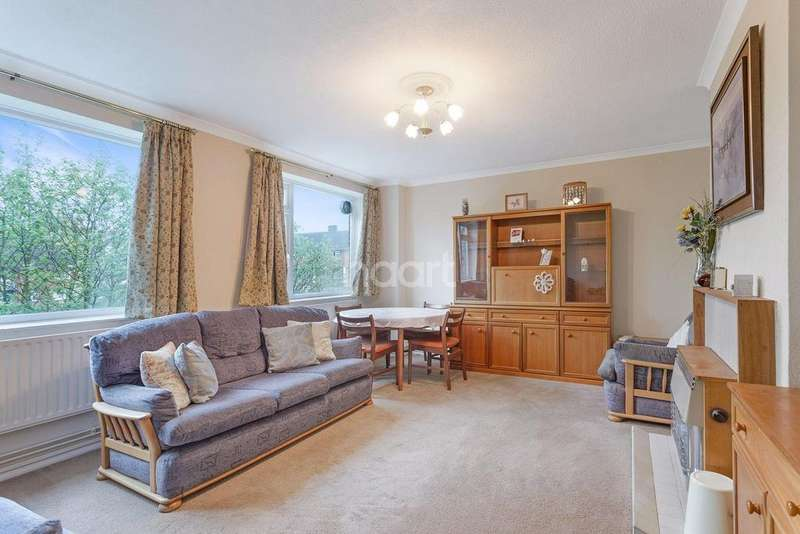 3 Bedrooms Flat for sale in Shepley Court, Streatham, SW16