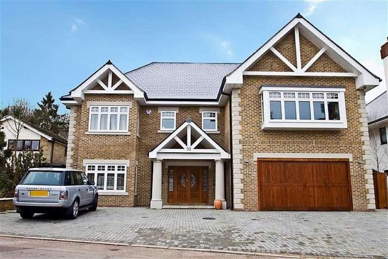 7 Bedrooms Detached House for sale in Barham Avenue, Elstree, Hertfordshire