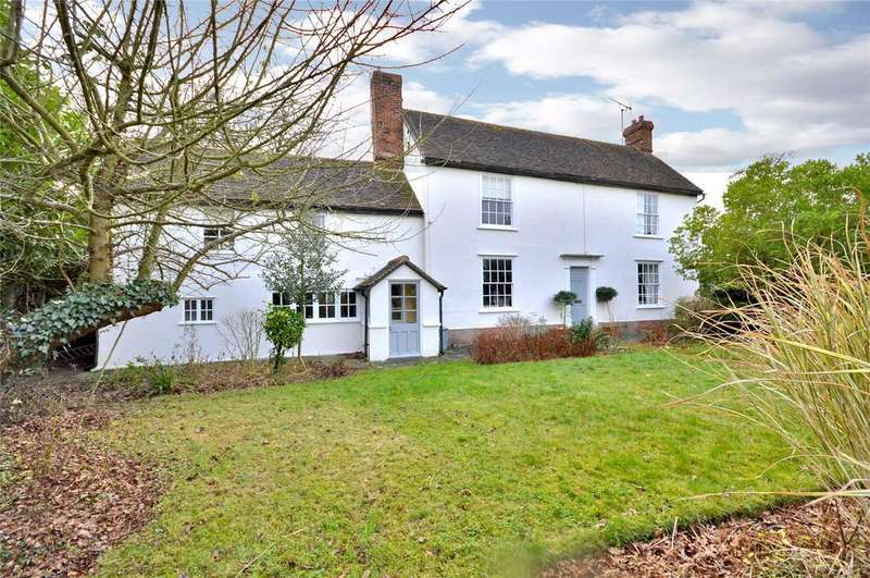 4 Bedrooms Detached House for sale in Howlett End, Wimbish, Nr Saffron Walden, Essex, CB10