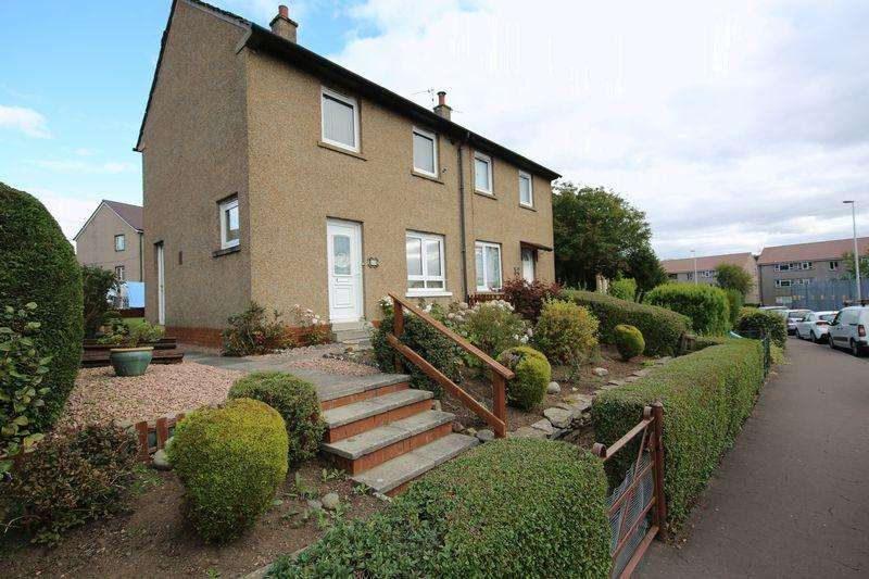 2 Bedrooms Semi Detached House for sale in Balgarthno Road, Dundee