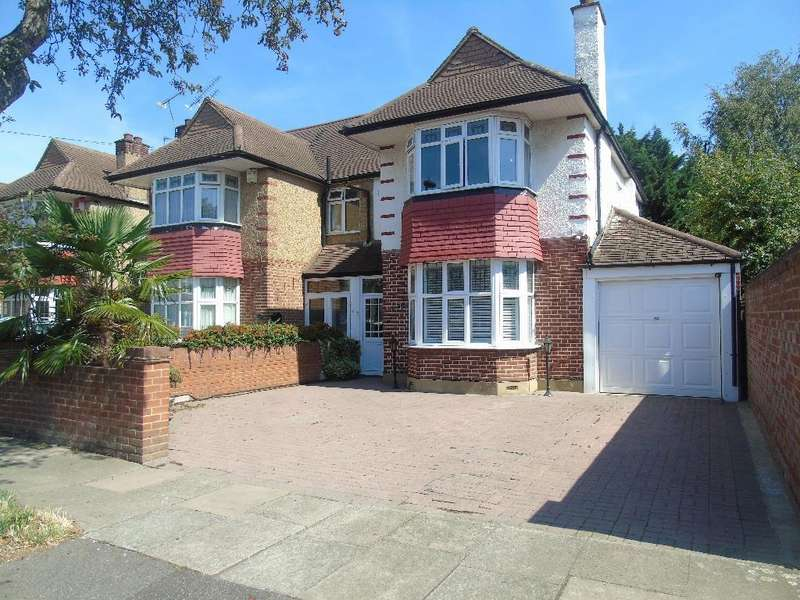 3 Bedrooms Semi Detached House for sale in Kingsfield Drive, Enfield