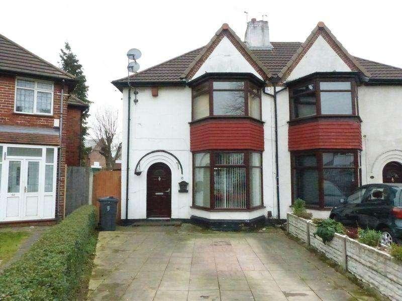3 Bedrooms Semi Detached House for sale in Amberley Grove, Birmingham