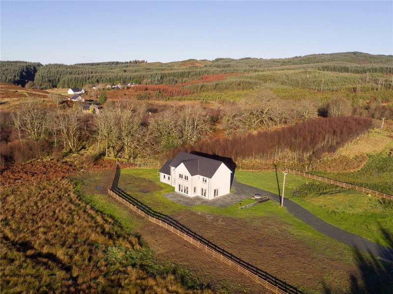 4 Bedrooms Detached House for sale in Silvercraigs, Lochgilphead, Argyll and Bute
